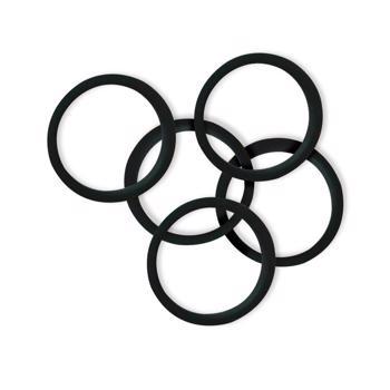 Joints en silicone - Capsules Nespresso® Nouvelle génération - 5 pièces
