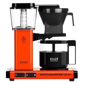 Cafetière à filtre électrique Moccamaster - 1,25 l - KBG Orange