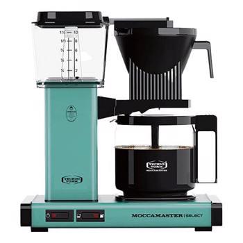 Macchina del caffè a filtro elettrica Moccamaster - 1,25 l - KBG Turchese