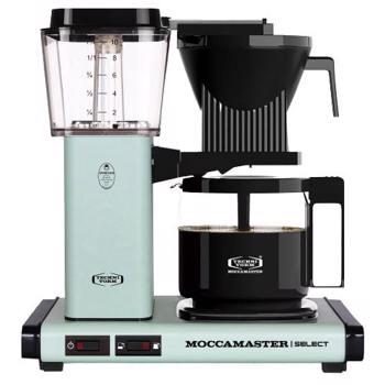 Macchina del caffè a Filtro Elettrico Moccamaster - 1,25 l - KBG Verde Pastello
