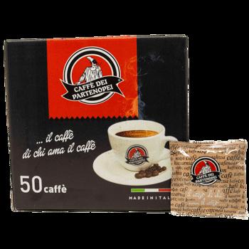 Kit Cialde (x100) by Caffè dei Partenopei