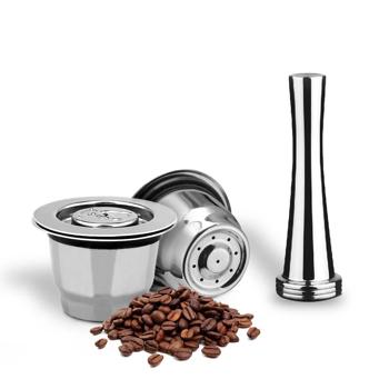 Kit Eco-capsuless Nespresso® Nouvelle génération - 1 Capsule et 1 Tasseur