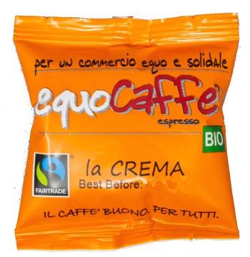 La Crema - cialde (x50) by EquoCaffè