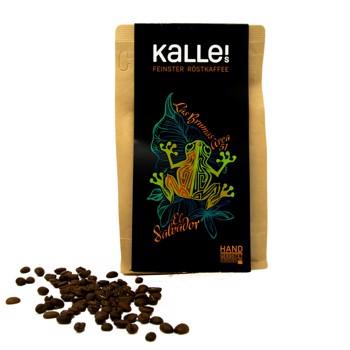Las Brumas - Zone 51 Café filtre du Salvador by Kalles Feinster Röstkaffee