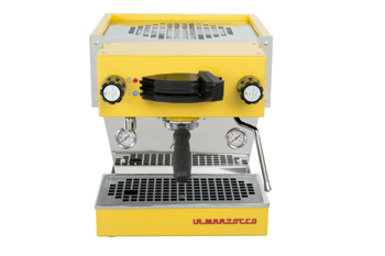 Macchina Espresso La Marzocco - Linea Mini - Gialla