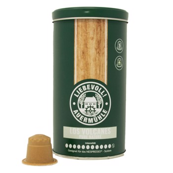 Capsules en bois Los Volcanes, Compatibles Nespresso (x25) by Liebevoll!