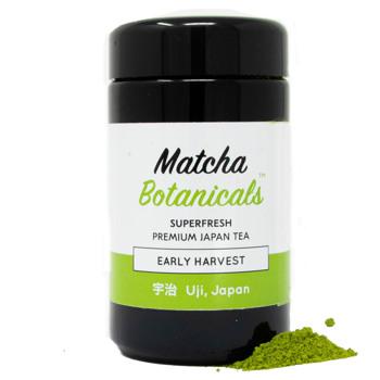 Extra-junge Sprossen Ceremonial Grade Matcha by Matcha Botanicals