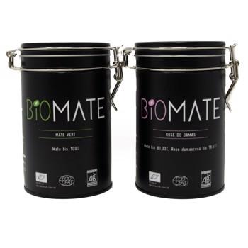 Scoperta Duo: Mate Verde e Rosa Damascena by Biomaté