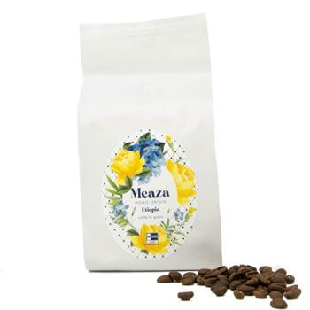 Der Kaffee einer Revolution : Frau Meaza by Mogi Caffè