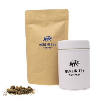 Meditating Tiger by Berlin Tea Company
