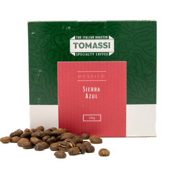 Messico Sierra Azul by Tomassi Coffee