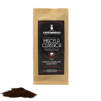 Miscela Classica macinato 250 g by Caffè Imperiali