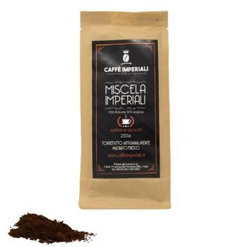 Miscela Imperiali 70/30 macinato 250 g by Caffè Imperiali