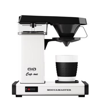 Cafetière à filtre électrique Moccamaster - 300 ml - Cup One Crème