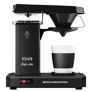 Cafetière à filtre électrique Moccamaster - 300 ml - Cup One Noir Mat