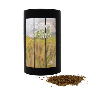 Orzo Maltato Birre della Terra (x4) by Manifattura Caffè