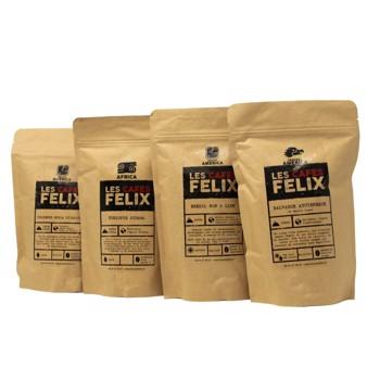 Probierpaket die Süßen von Félix by Les Cafés Félix