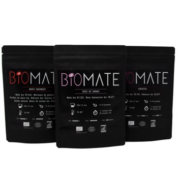 Box Vermeil by Biomaté