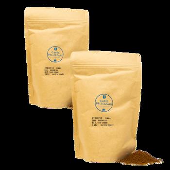 Éthiopie, Jimma - Pack 2 × Moulu Filtre Pochette 250 g