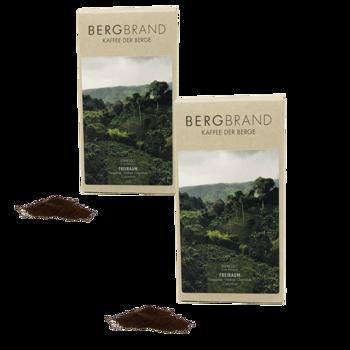 FREIRAUM [entkoffeinierter Espresso] by Bergbrand