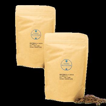 Guatemala, Huehuetenango, La Libertad - Pack 2 × Grains Pochette 250 g