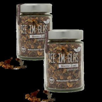 Bio-Merry Zimt  by Tee im Glas