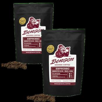 Bonhoeffer Blend - Espresso by Benson