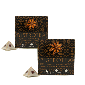 Ceylon Chai by Bistrotea