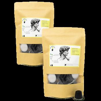 Dolce Vita - Compatibles Nespresso (x15) by Oxygène Caps