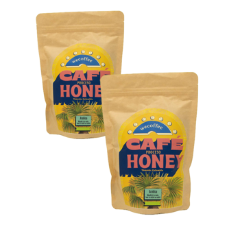 Edition Spéciale - HONEY by Wecoffee