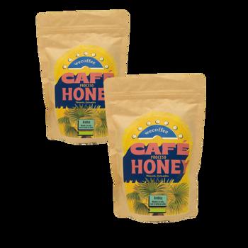 Edition Spéciale - HONEY - Pack 2 × Moulu French press Pochette 250 g