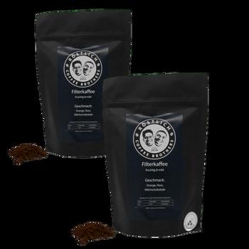 Filterkaffee - Fruchtig und Mild  by Röstlich Coffee Brothers