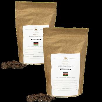 Specialty Coffee Kibirigwi Ragati del Kenya  by Entropia Caffè