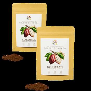 Kokoraw 100% cacao by Kokoa Square