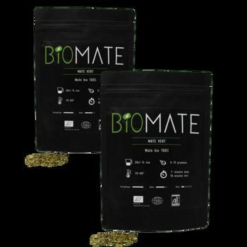 Grüner Maté by Biomaté