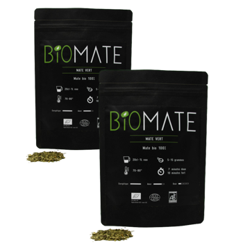 Maté Vert by Biomaté
