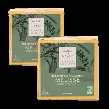 Mélisse  (x20) by Marie de Mazet