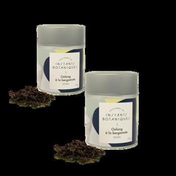 Oolong Bergamotte by Instants Botaniques