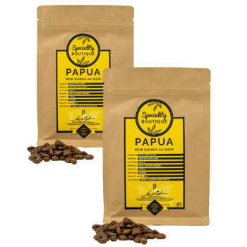 Caffè Specialty Papua Nuova Guinea - AA Sigri by Torrefazione Paradiso