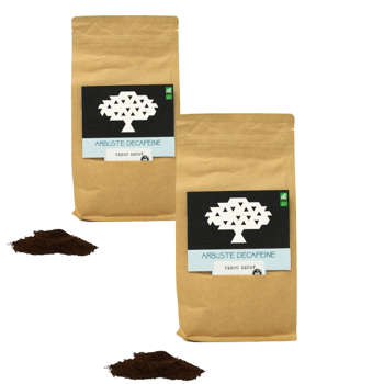 Pérou Décaf Bio by Arbuste café