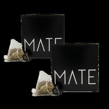 Rose De Damas (x10 infusettes) by Biomaté