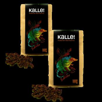 Ruffatti - El Salvador Filterkaffee & Espresso by Kalles Feinster Röstkaffee