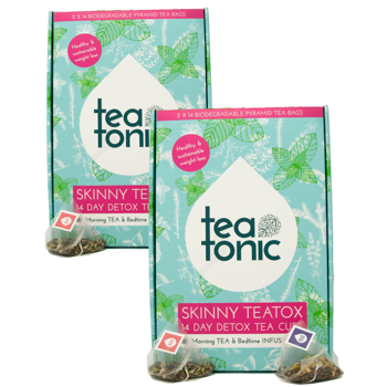 Skinny Teatox 14 jours - Pack 2 × Sticks 77 g