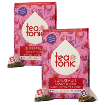 Superfruit Skinny Teatox 14 giorni by Teatonic