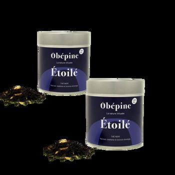 Tè nero Etoilé by Obépine