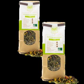 Tè verde Pozione magica Bio by Café d'Accord