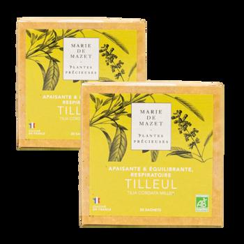 Tilleul  (x20) by Marie de Mazet