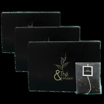 Box Di Costanzo - Tè e Infusi (x26) by Cafés Di-Costanzo