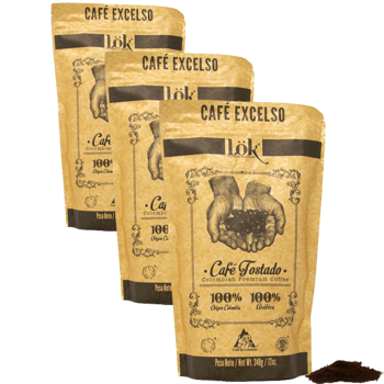 Caffè colombiano by LÖK FOODS