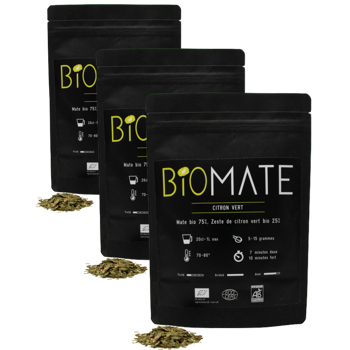 Mate Limette by Biomaté